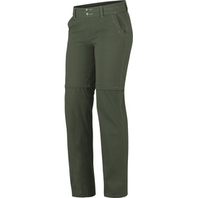 Marmot Kodachrome Spodnie z odpinanymi nogawkami Kobiety, oliwkowy